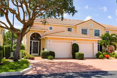 Boynton Beach Condo For Sale: 12438 Crystal Pointe Drive #201