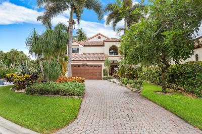 Boca Raton Single Family Home Contingent: 23285 Mirabella Circle