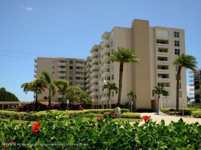 Palm Beach Condo For Sale: 3450 S Ocean Boulevard #321