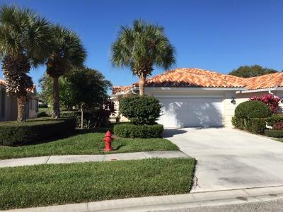 Hobe Sound Single Family Home For Sale: 8384 SE Double Tree Drive