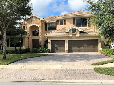 Wellington Single Family Home For Sale: 10267 Trianon Place