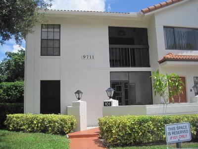 Boynton Beach Condo For Sale: 9711 Pavarotti Terrace #101
