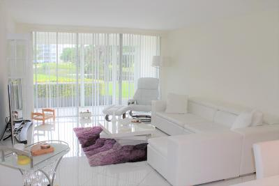 Pompano Beach Rental For Rent: 2601 S Palm Aire Drive #110