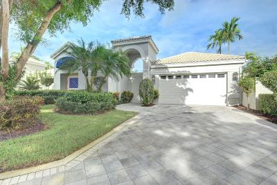 Boca Raton Single Family Home For Sale: 3549 NW Clubside Circle