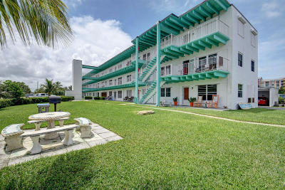 Lantana Condo For Sale: 219 Lakeview Avenue #305