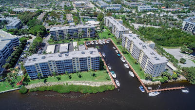 Delray Beach Condo For Sale: 1 Harbourside Drive #1103
