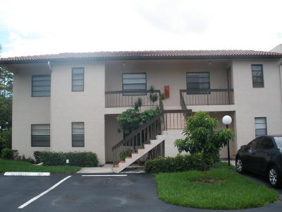 Boca Raton Condo For Sale: 21656 Juego Circle #23j