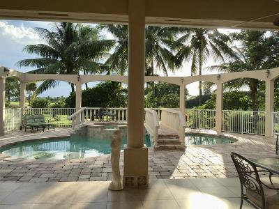 Palm Beach County Rental For Rent: 15000 Oatland Court