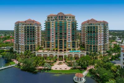 Palm Beach Gardens Condo For Sale: 3610 Gardens Parkway #201a