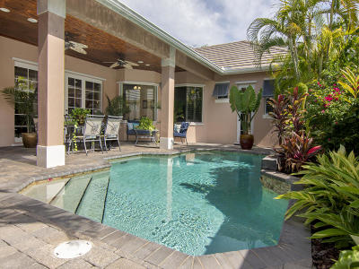 Vero Beach Single Family Home For Sale: 2122 Autumn Lane