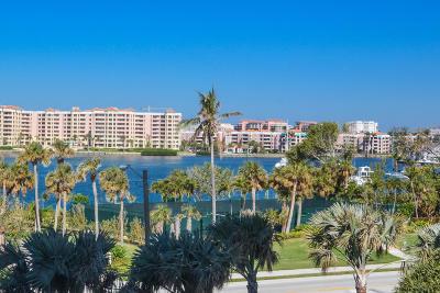 Boca Raton Condo Sold: 600 S Ocean Boulevard #3050