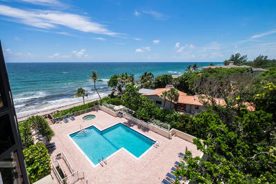 Parker Highland Condo For Sale: 4605 S Ocean Boulevard #6b