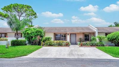 Greenacres FL Single Family Home For Sale: $139,900