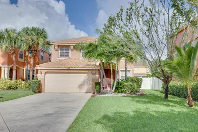 Royal Palm Beach Single Family Home For Sale: 1105 Oakwater Drive