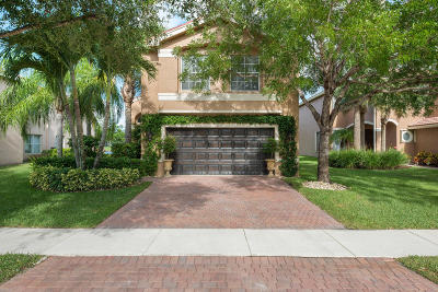 Royal Palm Beach Single Family Home For Sale: 633 Peppergrass Run