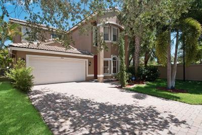 Lake Worth, Lakeworth Single Family Home For Sale: 5017 Massy Drive