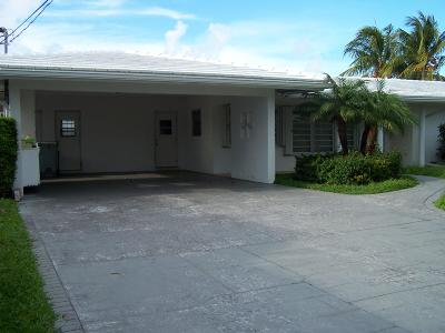 Pompano Beach Rental For Rent: 2651 SE 10th Court