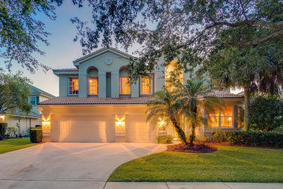 Jupiter Single Family Home For Sale: 578 Scrubjay Lane