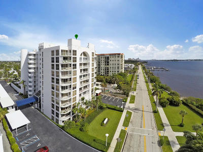 West Palm Beach Condo For Sale: 3901 S Flagler Drive #104