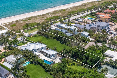 Delray Beach Residential Lots & Land For Sale: 610 Ocean Boulevard