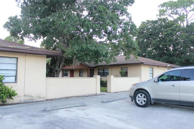 Fort Pierce Multi Family Home For Sale: 701 S 24th Street