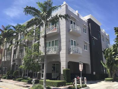 Delray Beach Condo For Sale: 12 SE 1st Avenue #201