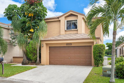 Coconut Creek Single Family Home For Sale: 3300 NW 21 Court