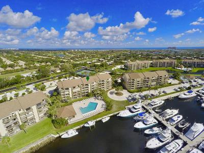 Jupiter Condo For Sale: 1501 Marina Isle Way #101