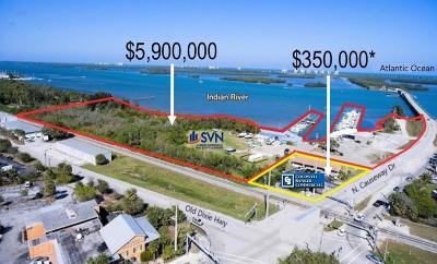 Fort Pierce Residential Lots & Land For Sale: 24-26 Causeway