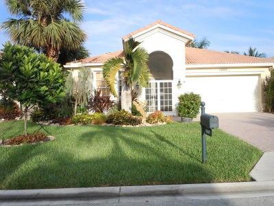 Boynton Beach Single Family Home For Sale: 12607 Via Ravenna