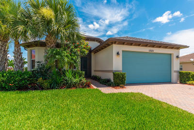 Port Saint Lucie Single Family Home Contingent: 12130 SW Oakwater Court
