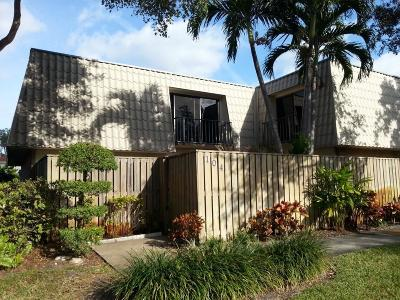 West Palm Beach Rental Leased: 1700 Embassy Drive #104