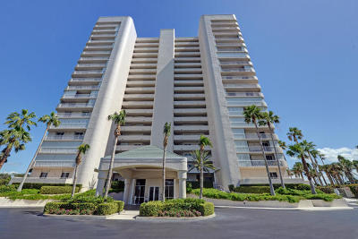 Fort Pierce Condo For Sale: 5051 A1a #Ph3-1