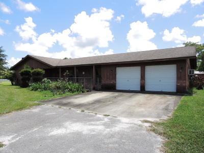 Lake Worth Single Family Home For Sale: 10962 57th Place S