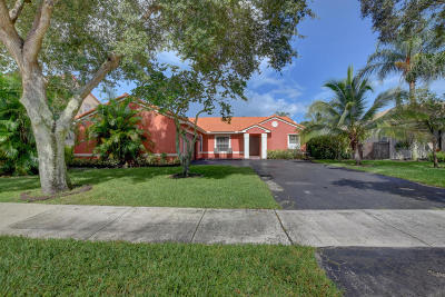 Coconut Creek Single Family Home For Sale: 6213 NW 45 Avenue