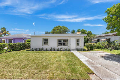 Delray Beach Single Family Home For Sale: 245 NW 14th Avenue