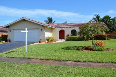 North Palm Beach Single Family Home Contingent: 1839 Crafton Road