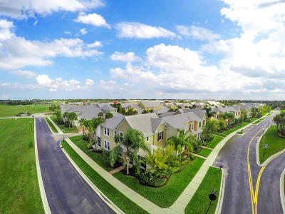 Port Saint Lucie Townhouse Contingent: 10424 SW West Lawn Boulevard
