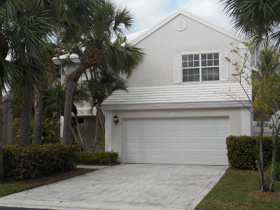 Palm Beach Gardens Single Family Home For Sale: 4 Hampton Court