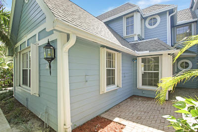 Townhouse For Sale: 120 Ocean Dunes Circle
