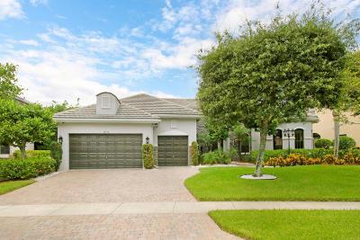 Wellington Single Family Home For Sale: 10738 Versailles Boulevard