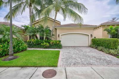 Palm Beach Gardens Single Family Home For Sale: 122 Andalusia Way
