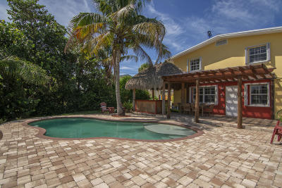 Jensen Beach Single Family Home Contingent: 4374 NE Skyline Drive