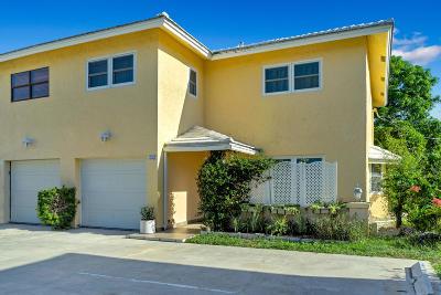 Boca Raton Condo For Sale: 252 SW 6th Street #0040