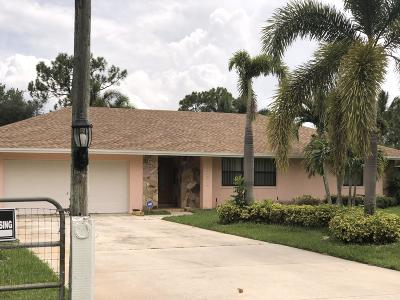 Lake Worth Rental For Rent: 8251 Bowie Way