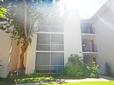 Spanish Oaks Condo, Spanish River Land, Spanish River Land Co Sub, Spanish River Land Co Sub Unit 1, Spanish River Land Co Sub Unit 2, Spanish River Land Co Sub Unit 3 Rental For Rent: 644 NW 13th Street #26