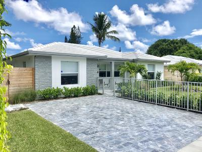 West Palm Beach Single Family Home For Sale: 405 28th Street