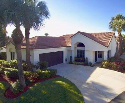 Juno Beach Single Family Home For Sale: 506 Sea Oats Drive #D1