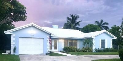 Boca Raton Single Family Home For Sale: 1230 SW 5th Court