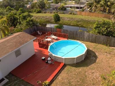 West Palm Beach Single Family Home For Sale: 5673 Basil Drive